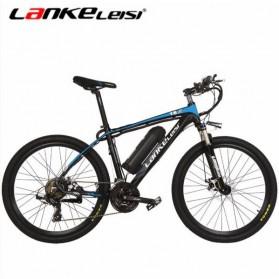 Lankeleisi Sepeda Elektrik MTB Smart Moped XINCHI 48V 10.4AH - T8 - Black/Blue