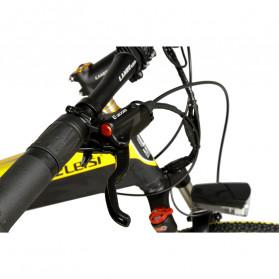 Lankeleisi Sepeda Elektrik Lipat Smart Moped Sports Version 48V 10AH - XT750 - Black/Blue - 4