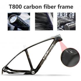 Lankeleisi Sepeda Gunung Elektrik Smart Moped 250W 36V 6.8AH - S600 - Black/Red - 4