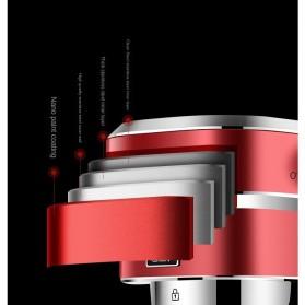 ZZUOM Mesin Kopi Semi Automatic Espresso 15 Bar Italian Coffee Machine 1.1 Liter - BG168T - Black - 5