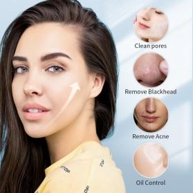 ANLAN JD-CP001 Pembersih Wajah Elektrik Ultrasonic Facial Skin Scrubber Ion Acne Skin Cleanser - ALCPJ05-02 - White - 10