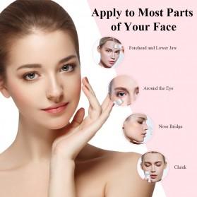 ANLAN C-105 Pembersih Wajah Elektrik Ultrasonic Facial Skin Scrubber Ion Acne Skin Cleanser - ALDRY03-02 - White - 10