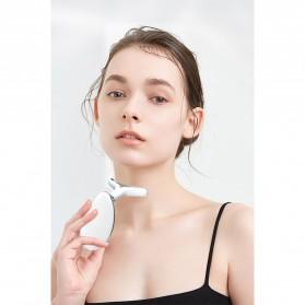 ANLAN ES-081 Terapi Kecantikan Wajah Leher LED Photon Neck Beauty Anti Wrinkle - ALMJY01-02 - White - 11