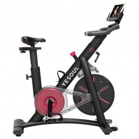 Yesoul S3 Sepeda Statis Spinning Bicycle Exercise Indoor Gym Bike - Black