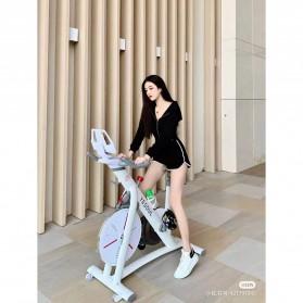 Yesoul S3 Sepeda Statis Spinning Bicycle Exercise Indoor Gym Bike - Black - 11