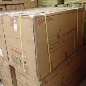 Yesoul R40S Alat Mesin Dayung Foldable Smart Hydraulic Water Rowing Machine - 8