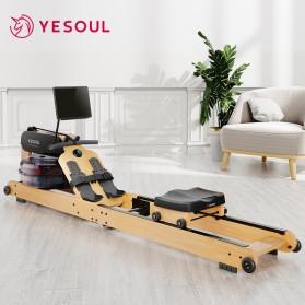 Yesoul R40S Alat Mesin Dayung Foldable Smart Hydraulic Water Rowing Machine - 1