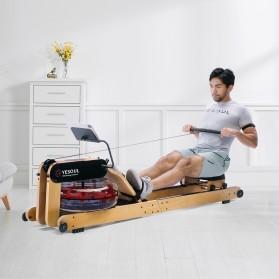 Yesoul R40S Alat Mesin Dayung Foldable Smart Hydraulic Water Rowing Machine - 4