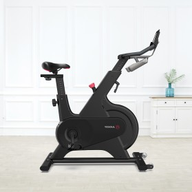 Yesoul M1 Pro Sepeda Statis Spinning Bicycle Exercise Indoor Gym Bike - White - 10
