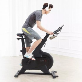 Yesoul M1 Pro Sepeda Statis Spinning Bicycle Exercise Indoor Gym Bike - White - 2