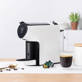 SCISHARE Mesin Kopi Espresso Pintar Coffee Powder Maker 19 Bar with App  - S1102 - White
