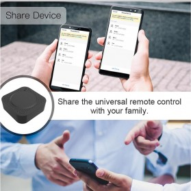 BACO Universal Smart Remote Controller WIFI+IR Humidity Sensors S06Pro - Black - 2