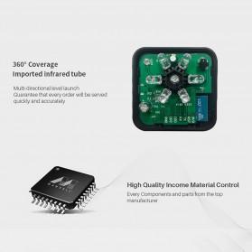 BACO Universal Smart Remote Controller WIFI+IR Humidity Sensors S06Pro - Black - 5