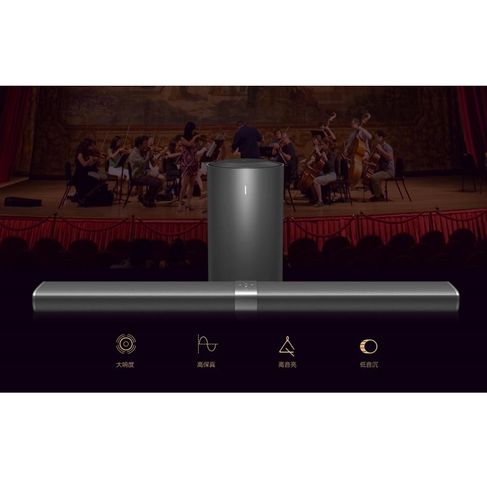 Xiaomi Mi TV3 Ultra HD 4K Android Smart TV with Soundbar