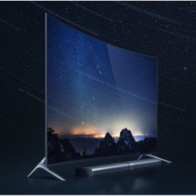 Xiaomi Mi TV3s Curved Ultra HD 4K Smart TV with Soundbar (Ex Display)