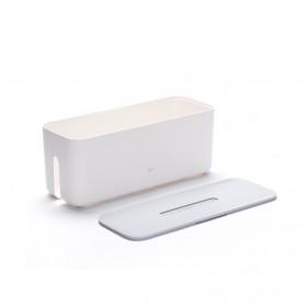 Xiaomi Kotak Penyimpanan Power Cord - XMSNH01YM - White - 2