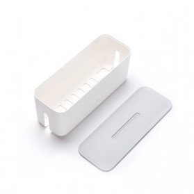 Xiaomi Kotak Penyimpanan Power Cord - XMSNH01YM - White - 3