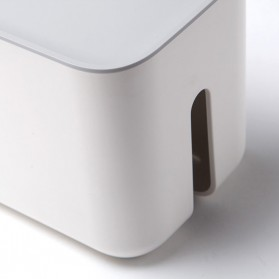 Xiaomi Kotak Penyimpanan Power Cord - XMSNH01YM - White - 5