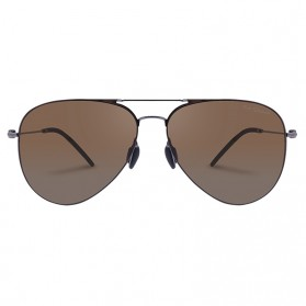Xiaomi TS Turok Steinhardt Kacamata Aviator Polarized Sunglasses - Brown