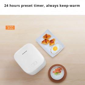 Xiaomi MiJia Smart Small Rice Cooker 1.6L - DFB201CM - White - 7
