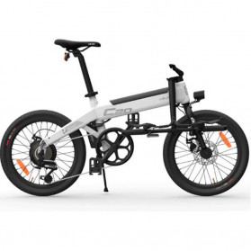 Xiaomi HIMO C20 Sepeda Elektrik Smart Moped Bicycle 250W 80KM - Black - 10