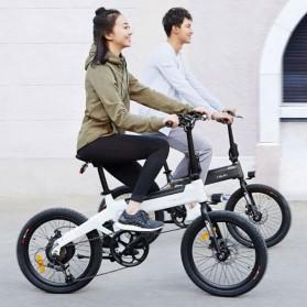 Xiaomi HIMO C20 Sepeda Elektrik Smart Moped Bicycle 250W 80KM - White - 3
