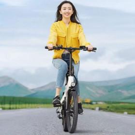 Xiaomi HIMO C20 Sepeda Elektrik Smart Moped Bicycle 250W 80KM - White - 5