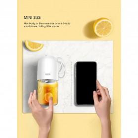 Xiaomi Mijia Deerma Blender Buah Portable Mini Juicer Mixer Capsule - DEM-NU01 - White - 10