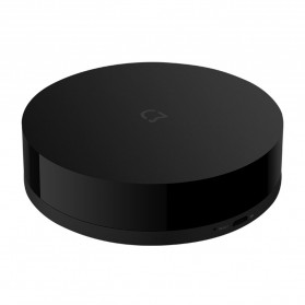 Xiaomi Mijia Universal Smart Remote Controller WIFI+IR Switch 360 Degree - MJYKQ01CM - Black - 2