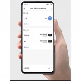 Xiaomi Mijia Universal Smart Remote Controller WIFI+IR Switch 360 Degree - MJYKQ01CM - Black - 7