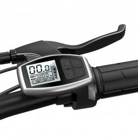 Xiaomi HIMO V1 Plus City Version Sepeda Elektrik Smart Moped Bicycle 250W - Black - 4