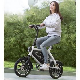 Xiaomi HIMO V1 Plus City Version Sepeda Elektrik Smart Moped Bicycle 250W - Black - 7