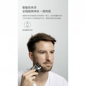 Xiaomi Enchen Blackstone Alat Cukur Jenggot Kumis Electric Portable USB - Black - 6