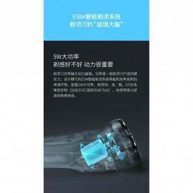 Xiaomi Enchen Blackstone Alat Cukur Jenggot Kumis Electric Portable USB - Black - 7