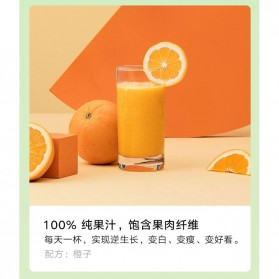 Xiaomi Mijia Blender Buah Portable Mini Juicer Mixer - White - 3
