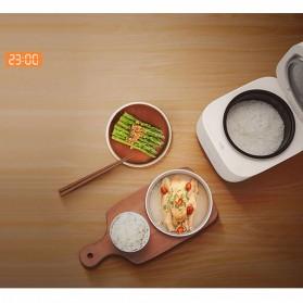 Xiaomi MiJia Smart Small Rice Cooker 4L - White - 8