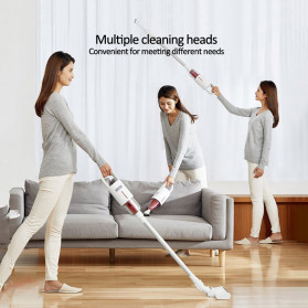 Xiaomi Deerma Alat Penyedot Debu Vacuum Cleaner Multifunction - VC20S - White - 3