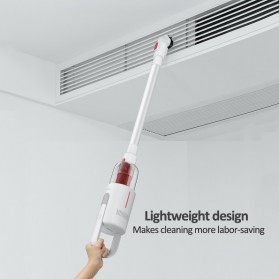 Xiaomi Deerma Alat Penyedot Debu Vacuum Cleaner Multifunction - VC20S - White - 4