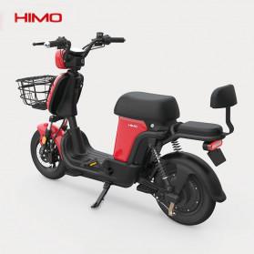 Xiaomi HIMO T1 City Version Motor Listrik Smart Moped 48V 25km/h 350W - Black - 2