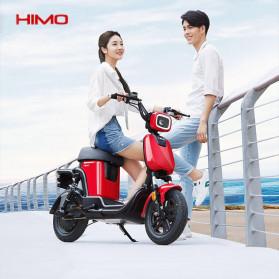 Xiaomi HIMO T1 City Version Motor Listrik Smart Moped 48V 25km/h 350W - Black - 3