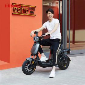 Xiaomi HIMO T1 City Version Motor Listrik Smart Moped 48V 25km/h 350W - Black - 4