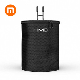 Xiaomi Himo Keranjang Sepeda Strorage Basket Waterproof 12L for Xiaomi Himo Electric Bike - Black - 1