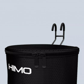 Xiaomi Himo Keranjang Sepeda Strorage Basket Waterproof 12L for Xiaomi Himo Electric Bike - Black - 3