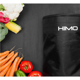 Xiaomi Himo Keranjang Sepeda Strorage Basket Waterproof 12L for Xiaomi Himo Electric Bike - Black - 7