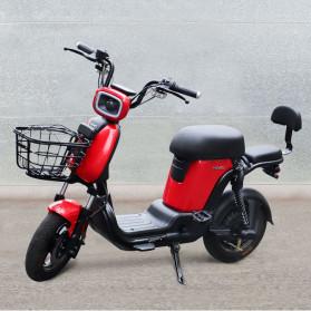 Xiaomi Rear Pedal Sepeda for Xiaomi Himo T1 - Black - 3
