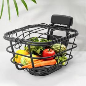Xiaomi Keranjang Sepeda Front Basket for Xiaomi Himo T1 - Black