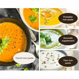 Xiaomi Deerma Egg Beater Mixer Telur Foamer Stirrer Milk Frother - JB01 - White - 7