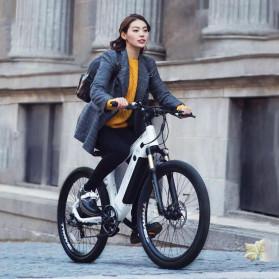 Xiaomi HIMO C26 Sepeda Gunung Elektrik Smart Moped Bicycle 250W 80KM - Gray - 4
