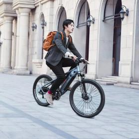 Xiaomi HIMO C26 Sepeda Gunung Elektrik Smart Moped Bicycle 250W 80KM - Gray - 6