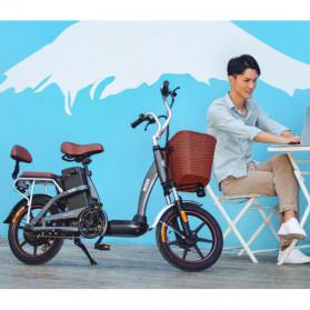 Xiaomi HIMO C16 City Bike Sepeda Elektrik Smart Moped 250W - Gray - 6